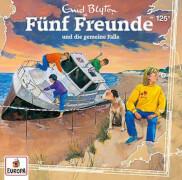 Fünf Freunde - Folge 125: Die gemeine Falle (CD)