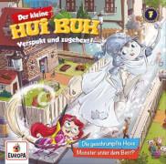 CD Kleiner Hui Buh 7: Hexe