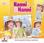 Hanni und Nanni - Folge 58: Sommerspaß mit Hanni und Nanni (CD)