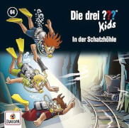 Kosmos CD Die drei ??? Kids CD 64 In der Schatzhöhle
