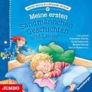 CD Meine erste Kinderbibliothek - Meine ersten Sandmännchen-Geschichten und Lieder,