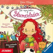 CD Der magische Blumenladen - Das verhexte Turnier, 1 Audio-CD