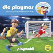 CD  Die Playmos-(60)Die magische Fußbal