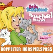Bibi Blocksberg: Kuschel-Alarm (CD-Box-Set, 2 Hörspiele)