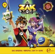 Zak Storm - Folge 1: Captain Zak (CD)