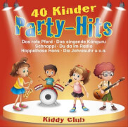 CD 40 Kinder Party-Hits