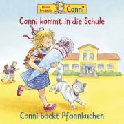 CD  Conni-56: Conni Kommt In Die Schule/Pfannkuchen