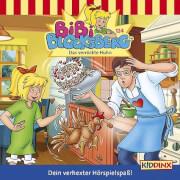 Bibi Blocksberg Folge 124: Das verrückte Huhn, CD, ab 4 Jahre