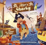 CD KäptŽn Sharky Film