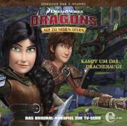 Dragons - Auf zu neuen Ufern Folge 32: Kampf um das Drachenauge, ab 6 Jahre