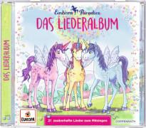 CD Einhorn-Paradies: Das Liederalbum, 21 zauberhafte Lieder