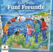 Fünf Freunde Folge 127: Die Teufelsbucht, CD, ab 5 Jahre