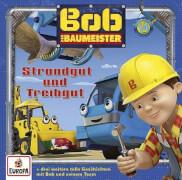 Bob Baumeister 14: Strandgut und Treibgut, CD, ab 2 Jahre
