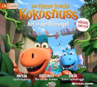 CD Der kleine Drache Kokosnuss  Auf in den Dschungel