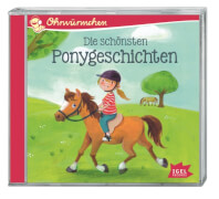 Ohrwürmchen Ponygeschichten CD