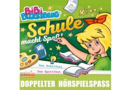 Bibi Blocksberg: Schule macht Spaß (CD-Box-Set, 2 Hörspiele)