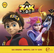 Zak Storm - Folge 3: Das Eisdrachenbaby (CD)