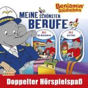Benjamin Blümchen Berufe-Box, CD, ab 3 Jahre