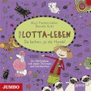 CD Mein Lotta-Leben - Da lachen ja die Hunde, 1 Audio-CD