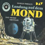 CD Landgang auf dem Mond