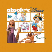 CD Absolute Disney 3