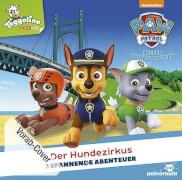 Paw Patrol, Folge 9: Der Hundezirkus, CD, ab 3 Jahre