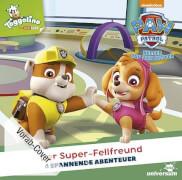 Paw Patrol, Folge 10: Der Super-Fellfreund, CD, ab 3 Jahre