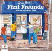 CD Fünf Freunde 128