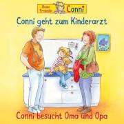 CD  Conni-58: Conni Geht Zum Kinderarzt/Oma Und Opa