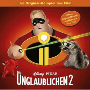 CD Walt Disney Unglaublichen 2