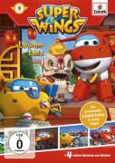 DV Super Wings 9: Löwen