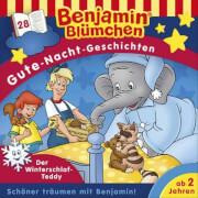 CD Benjamin Blümchen Gute Nacht 28