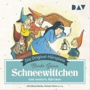 CD Schneewittchen Orig,