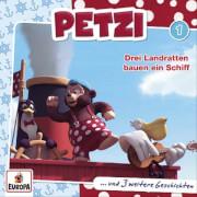 CD Petzi 1: Drei Landratten