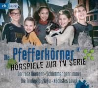 CD Pfefferkörner: Hörsp. TV