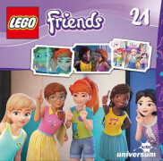 CD LEGO Friends 21