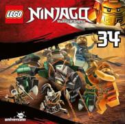 CD LEGO Ninjago 34: Drach
