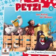 CD Petzi 2: König d. Möwen