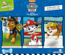 CD Paw Patrol 3 CD-Box
