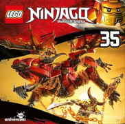 CD LEGO Ninjago 35: Oni-Land