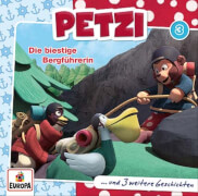 CD Petzi 3: Bergführerin