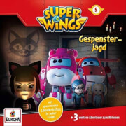 CD Super Wings 5: Gesp.Jagd