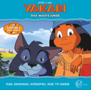 CD Yakari 35: Wolfsjunge