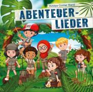 CD Abenteuer-Lieder