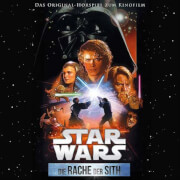CD Star Wars: Rache