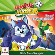 CD Teufelskicker 75