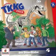 Kosmos CD TKKG Junior 05 Die Dino-Diebe