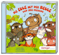 Weber, Eule mit Beule Freunde CD