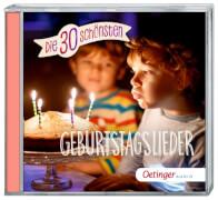 30 schönste Geburtstagslieder CD