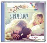 30 schönste Schlaflieder CD